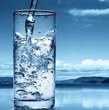 eau de consommation