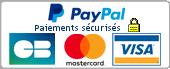 Certifié PayPal - Achats immédiats avec PayPal