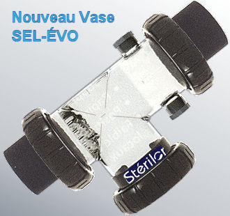 Voir la Fiche Produit Réf-VASE-S7SEL-EVO