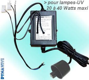 Voir la Fiche Produit Réf-UV-2040BA-3672