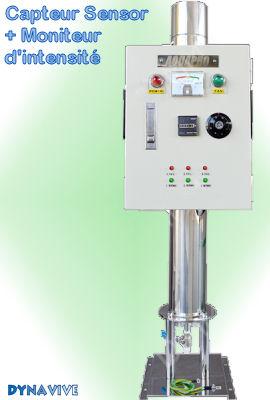 Voir la Fiche Produit Réf-UVC120-SENSOR-VTM