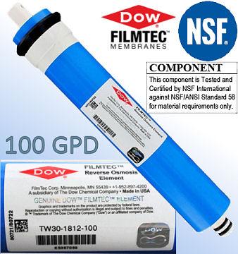 Réf. MEM-FILMTEC-100