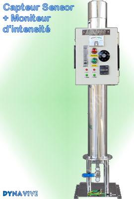 Réf. UVC80-SENSOR-VTM