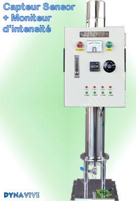 Réf. UVC160-SENSOR-VTM