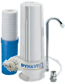 dynavive fontaines purificatrices sur vier pour robinet. Black Bedroom Furniture Sets. Home Design Ideas
