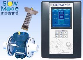 DYNAVIVE   Système 7 SEL Du0027électro Chloration Au SEL Commun Des